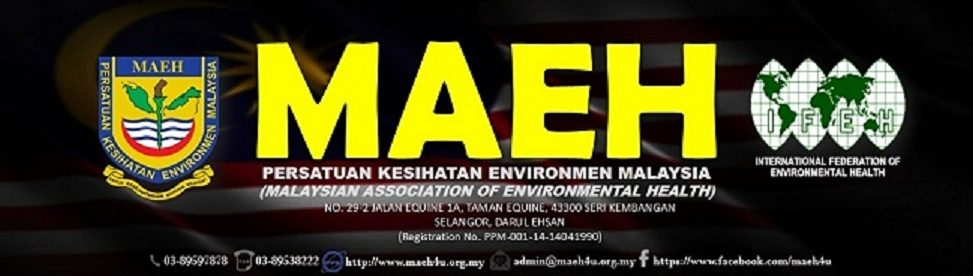 Malaysian Association of Environmental Health (MAEH)